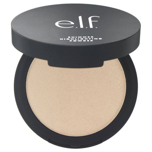E.L.F, Shimmer Highlighting Powder, Starlight Glow, 0.28 oz (8 g) Review