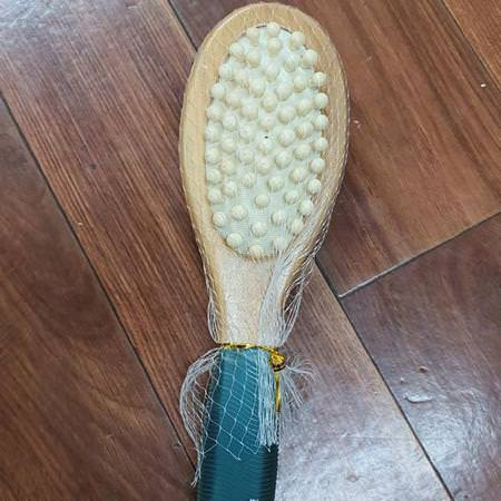 Earth Therapeutics, Ergo-Form, Massage Brush, 1 Brush Review