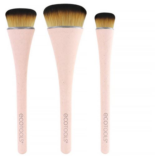 EcoTools, 360 Ultimate Blend Kit, 3 Brushes Review