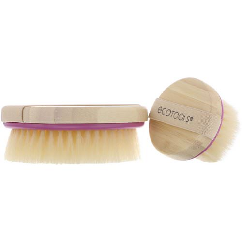 EcoTools, Dry Brush Duo, 2 Brushes Review