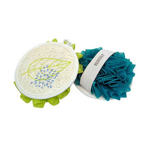EcoTools, EcoPouf Dual Cleansing Pad, 1 Pad Review