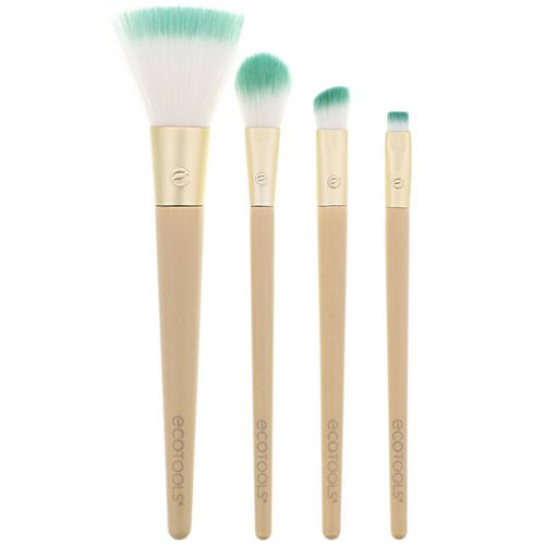 EcoTools, Vibrant Vibes Beauty Kit, 5 Piece Kit Review