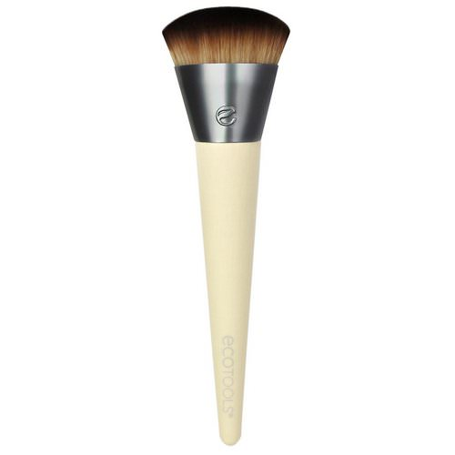 EcoTools, Wonder Cover Complexion Brush, 1 Brush Review