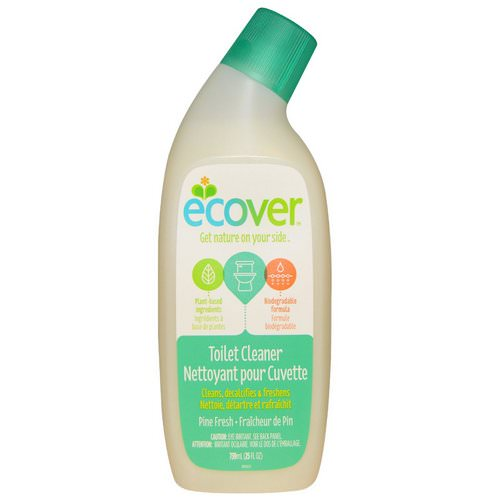 Ecover, Toilet Cleaner, Pine Fresh, 25 fl oz (739 ml) Review