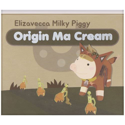 Elizavecca, Milky Piggy, Origin Ma Cream, 100 g Review