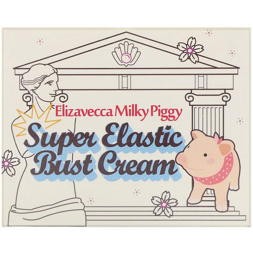 Elizavecca, Milky Piggy, Super Elastic Bust Cream, 100 g Review