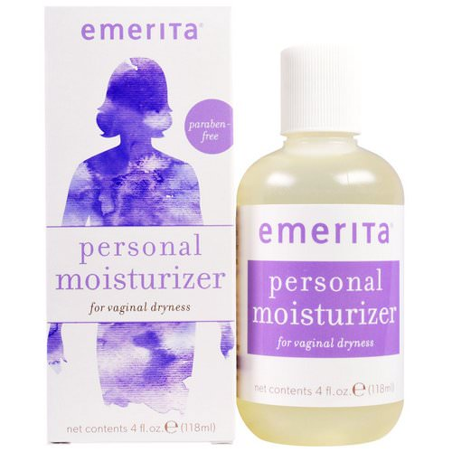 Emerita, Feminine, Personal Moisturizer, 4 fl oz (118 ml) Review