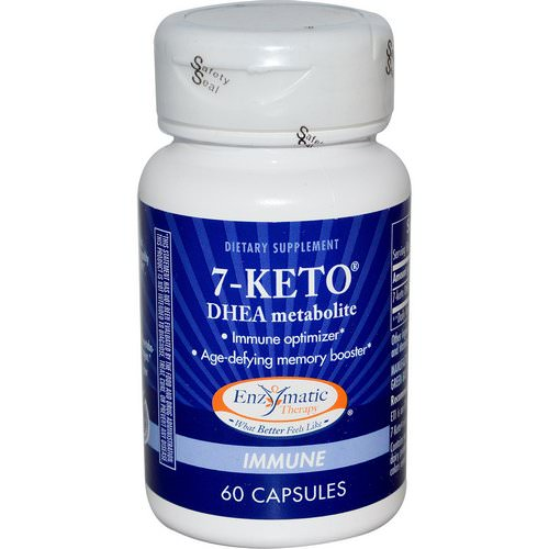 Enzymatic Therapy, 7-KETO, DHEA Metabolite, 60 Capsules Review