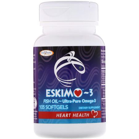 Enzymatic Therapy, Omega-3 Fish Oil