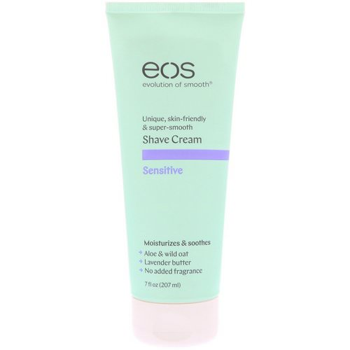 EOS, Shave Cream, Sensitive, 7 fl oz (207 ml ) Review