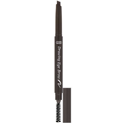 Etude House, Drawing Eye Brow, Gray Brown #02, 1 Pencil Review