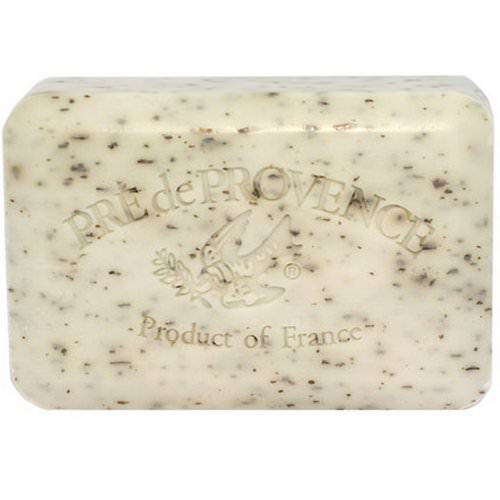 European Soaps, Pre de Provence, Bar Soap, Mint Leaf, 8.8 oz (250 g) Review