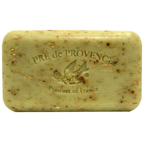European Soaps, Pre de Provence, Bar Soap, Sage, 5.2 oz (150 g) Review