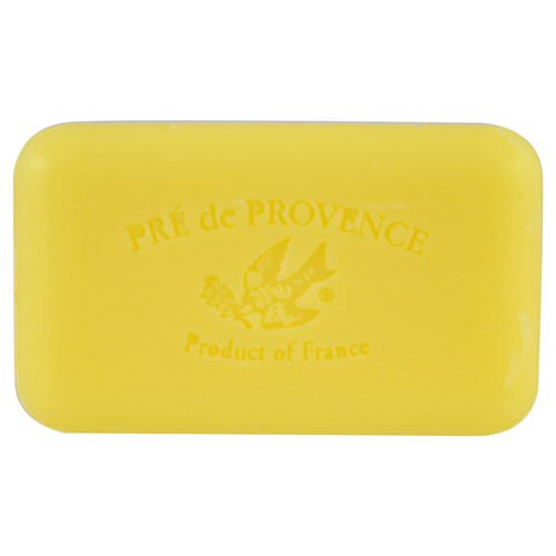 European Soaps, Pre de Provence, Bar Soap, Freesia, 5.2 oz (150 g) Review