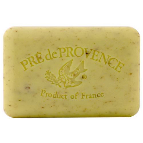 European Soaps, Pre de Provence, Bar Soap, Lemongrass, 8.8 oz (250 g) Review