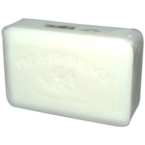 European Soaps, Pre de Provence, Bar Soap, Milk, 8.8 oz (250 g) Review