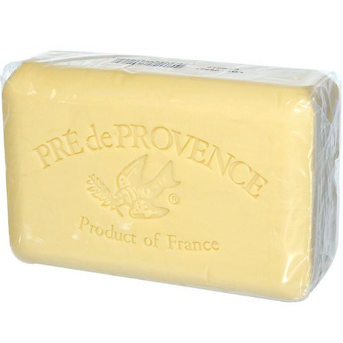 European Soaps, Pre de Provence Bar Soap, Verbena, 8.8 oz (250 g) Review