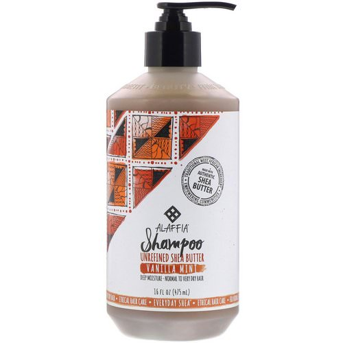 Everyday Shea, Shampoo, Vanilla Mint, 16 fl oz (475 ml) Review