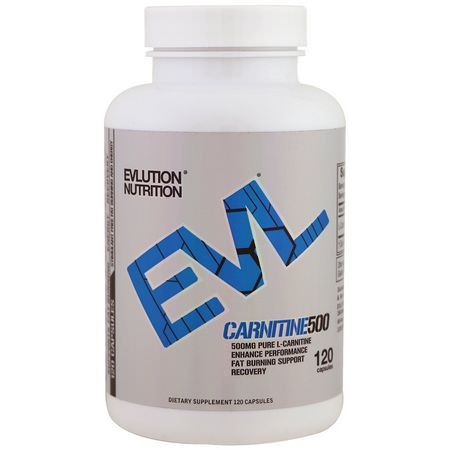 L-Carnitine, Amino Acids, Supplements