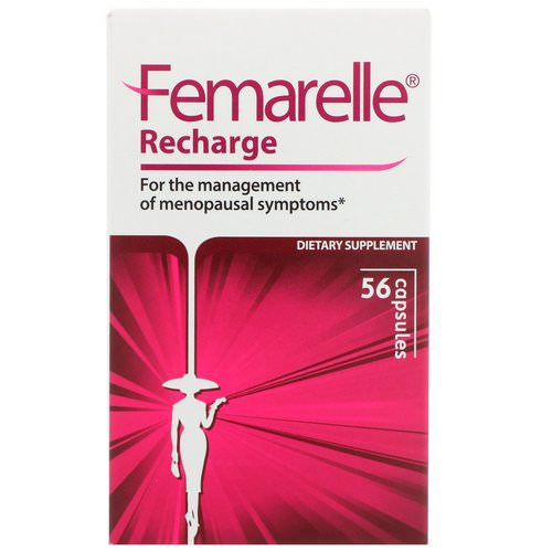 Femarelle, Recharge, 56 Capsules Review