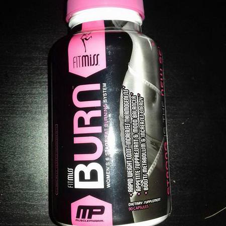 Burn, Women's 6 Stage Fat Burning System