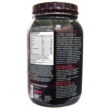 Appetite Suppressant, Weight, Diet, Supplements, Protein Blends, Protein, Sports Nutrition