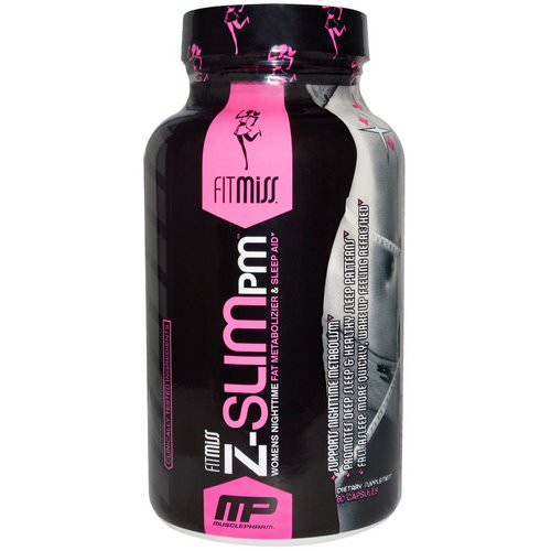 FitMiss, Z-Slim PM, 60 Capsules Review