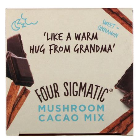 Four Sigmatic, Drinking Chocolate, Cocoa
