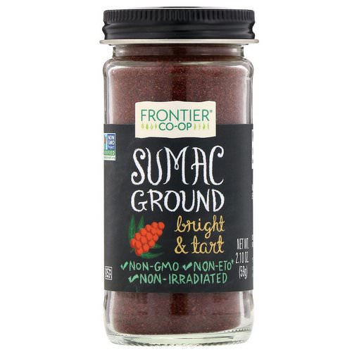 Frontier Natural Products, Ground Sumac, 2.10 oz (59 g) Review