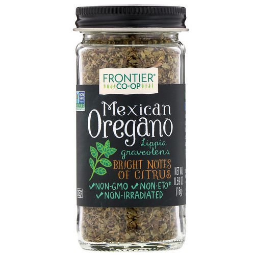 Frontier Natural Products, Mexican Oregano, 0.59 oz (16 g) Review