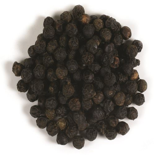 Frontier Natural Products, Organic Whole Black Peppercorns Tellicherry, 16 oz (453 g) Review