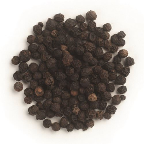 Frontier Natural Products, Whole Black Peppercorns Tellicherry, 16 oz (453 g) Review