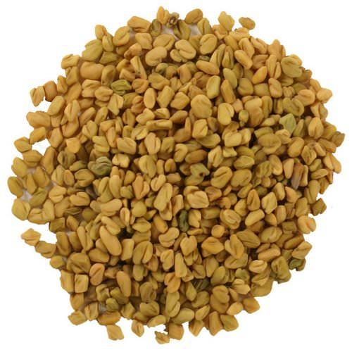 Frontier Natural Products, Whole Fenugreek Seed, 16 oz (453 g) Review