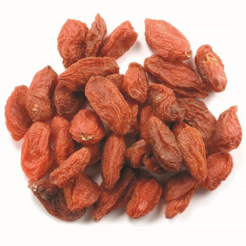 Frontier Natural Products, Whole Goji (Lycii) Berries, 16 oz (453 g) Review