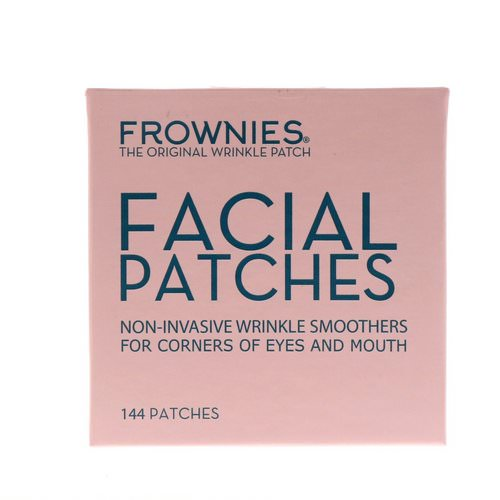 Frownies, Facial Patches, Corners of Eyes & Mouth, 144 Patches Review