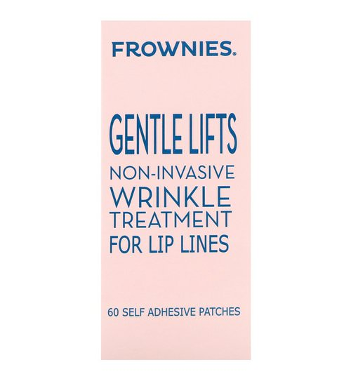 Frownies, Gentle Lifts, Wrinkle Treatment for Lip Lines, 60 Self Adhesive Patches Review