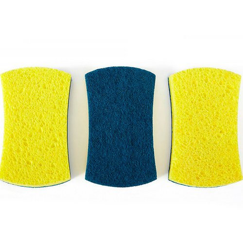 Full Circle, Refresh, Scrubber Sponge, 3 Pack Review