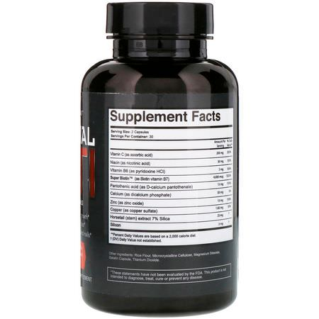 Men's Formulas, Men's Health, Nails Formulas, Nails, Skin, Hair, Supplements