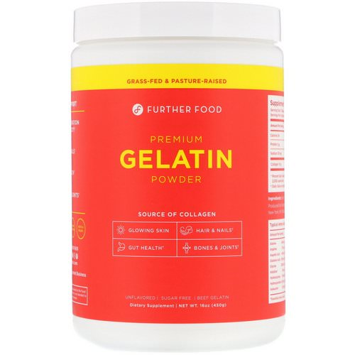 Further Food Gelatin Powder Unflavored