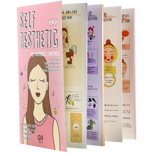 G9skin, Self Aesthetic Magazine, 8 Masks Review