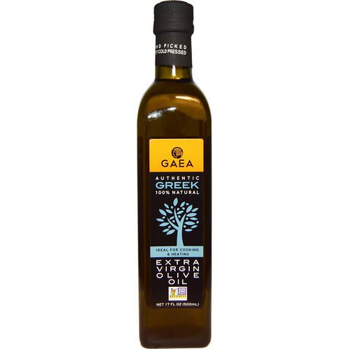 Gaea, Greek, Extra Virgin Olive Oil, 17 fl oz (500 ml) Review