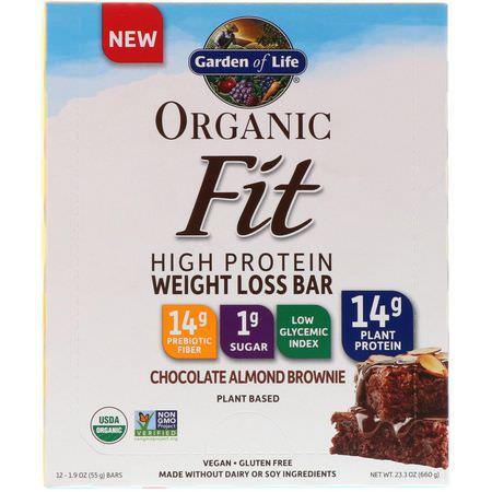 Weight Loss Bars, Diet, Brownies, Cookies, Sports Bars, Sports Nutrition