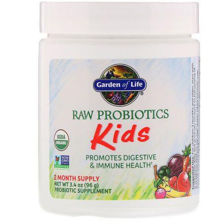 Garden Of Life Children S Probiotics Kids