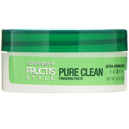 Garnier, Fructis, Pure Clean, Finishing Paste, 2 oz (57 g) Review