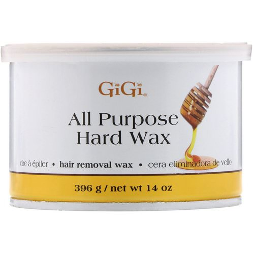 Gigi Spa, All Purpose Hard Wax, 14 oz (396 g) Review