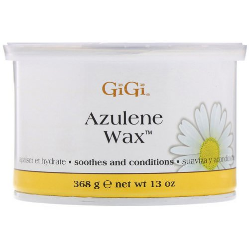 Gigi Spa, Azulene Wax, 13 oz (368 g) Review
