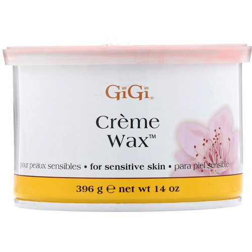 Gigi Spa, Creme Wax, 14 oz (396 g) Review
