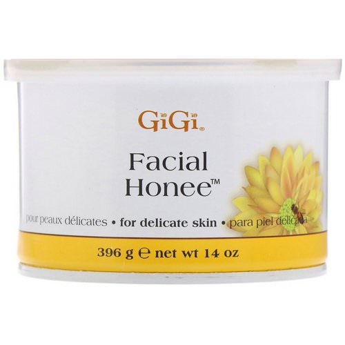 Gigi Spa, Facial Honee Wax, 14 oz (396 g) Review