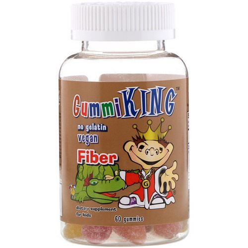 GummiKing, Fiber, 60 Gummies Review