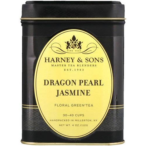 Harney & Sons, Dragon Pearl, Jasmine Tea, 4 oz Review